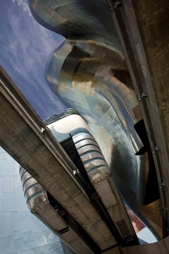 صورة متحف ثقافة البوب والقطار الكهربائي في الولايات المتحدة للمصور، كونكي مارتينيز، المتأهل للنهائي في فئة حس المكان سينس أوف بليس