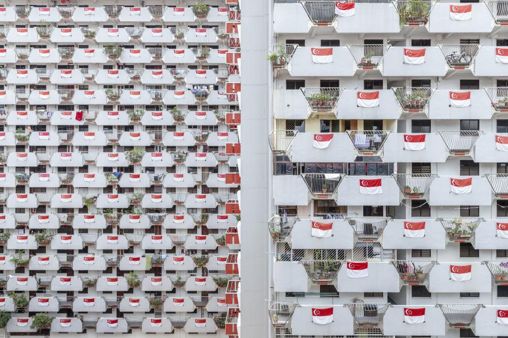 صورة سيليغي هاوس في سنغافورة للمصور، سيوان ما، المتأهل للنهائي في فئة المباني قيد الاستخدام