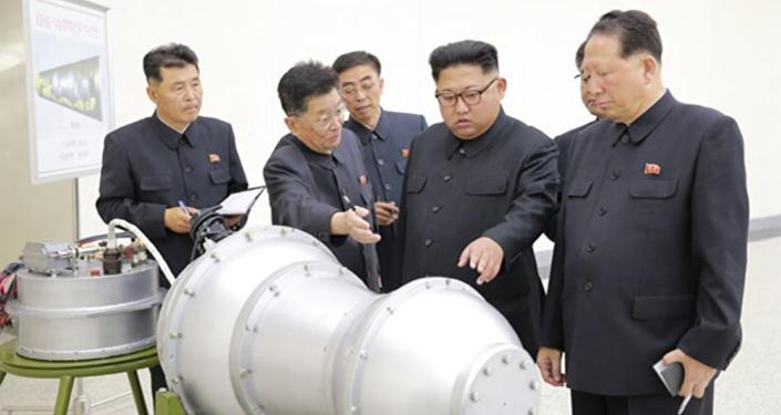 قنبلة هيدروجينية