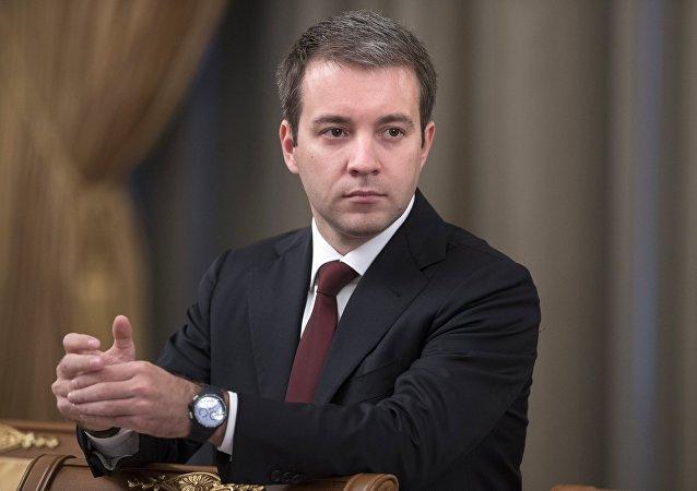 وزير الاتصالات الروسي، نيكولاي نيكيفيروف