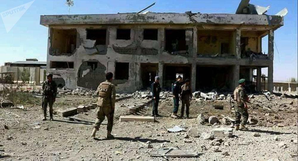 هجوم الطالبان في غزني، أفغانستان
