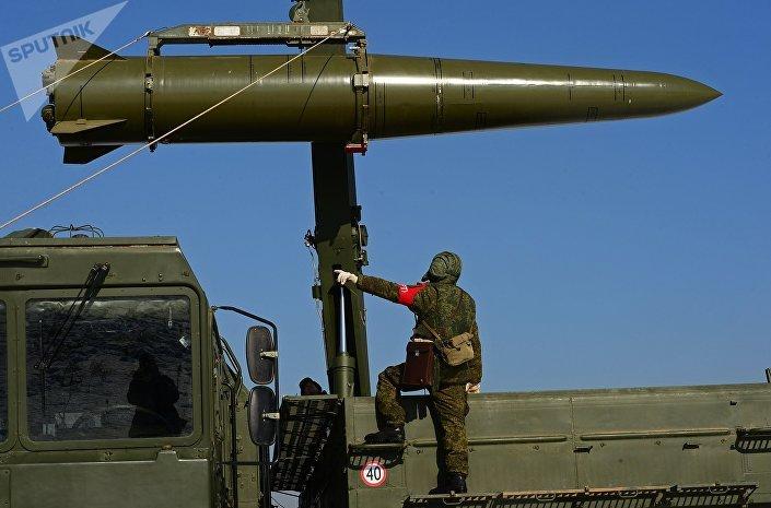 آلية نقل القذائف الصاروخية