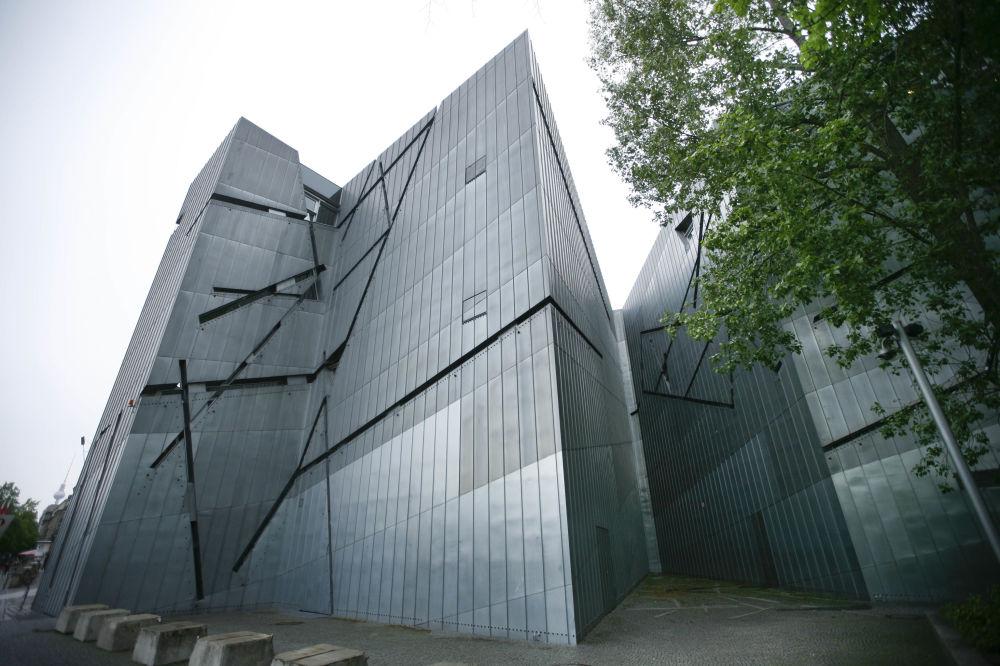 المتحف اليهودي في برلين، ألمانيا