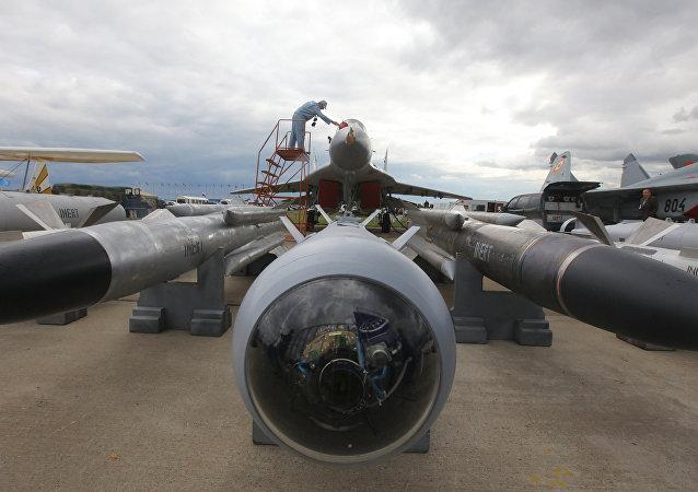 المقاتلة الاعتراضية ميغ-29إس إم
