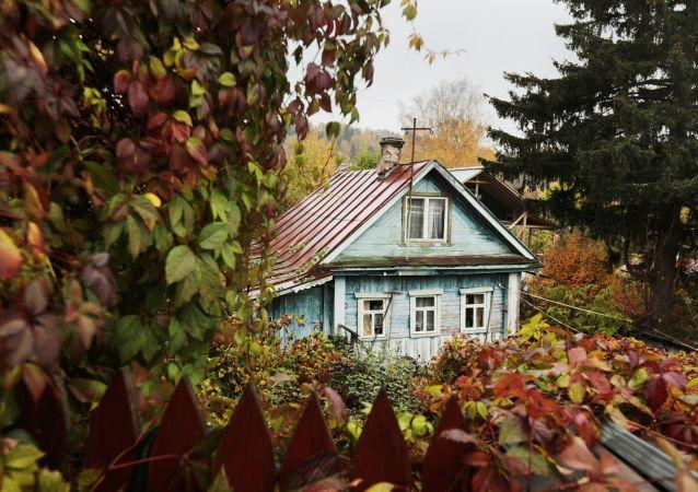 منزل خاص في مدينة بليوس، روسيا