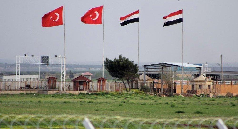 تركيا سوريا