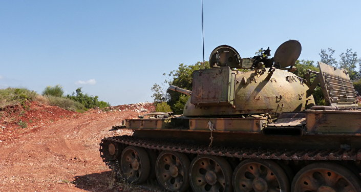 سيطرة الجيش السوري على بلدة الصالحية الاستراتيجية