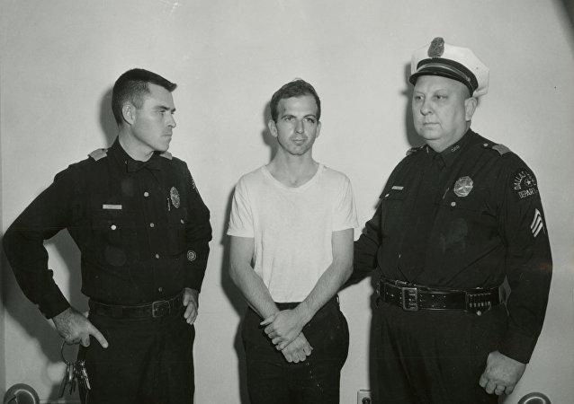 المتهم بقتل كينيدي