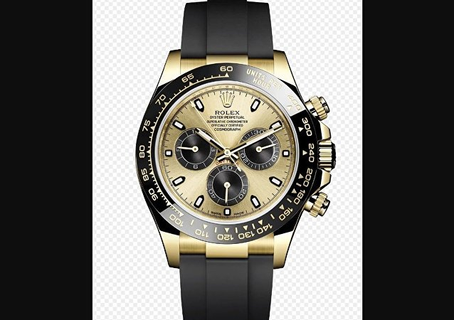 ساعة يد رولكس