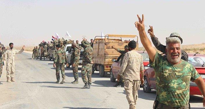 بلدة القريتين عادت للحياة بعد رحلتها  المريرة مع داعش