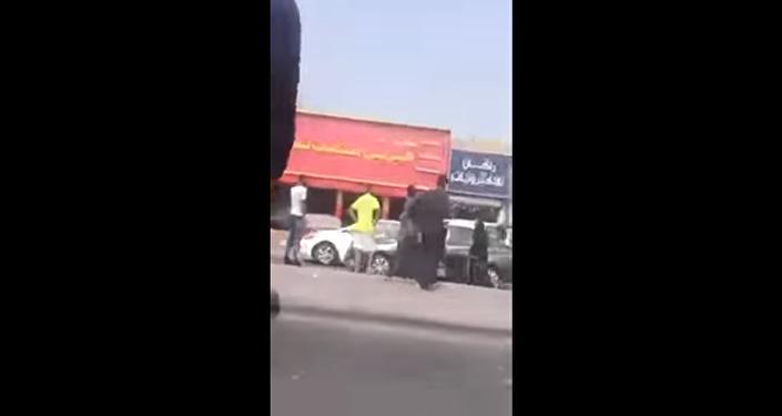 حادث في جدة