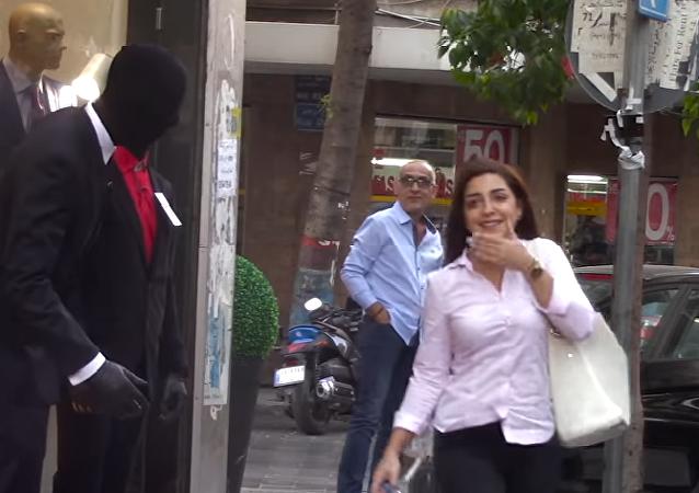مقلب في بيروت