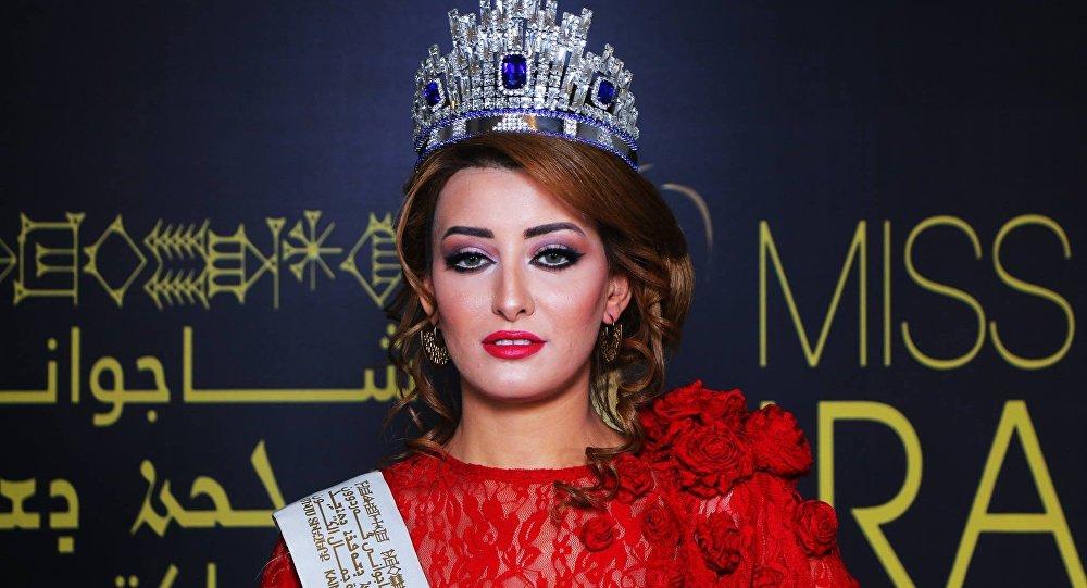 لاول مرة مشاركة عراقية في مسابقة ملكة جمال الكون
