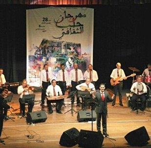 مهرجان حلب الثقافي
