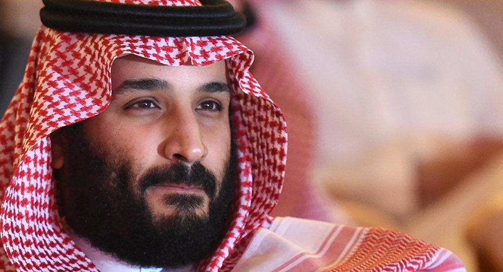 ولي العهد السعودي، الأمير محمد بن سلمان في الرياض، السعودية نوفمبر/ تشرين الثاني 2017