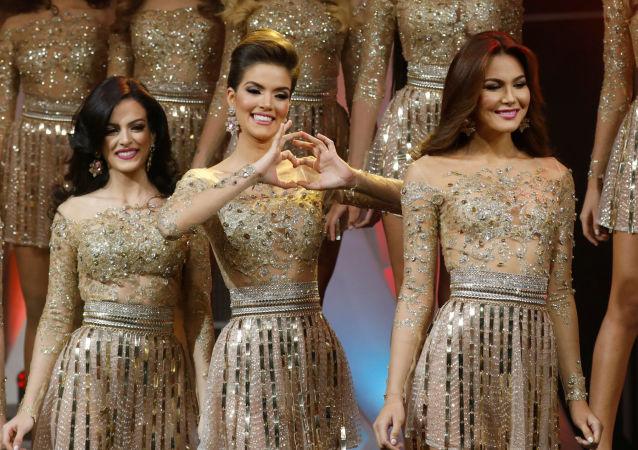 مسابقة ملكة جمال فنزويلا  لعام 2017 في كراكاس، فنزويلا 9 نوفمبر/ تشرين الثاني 2017