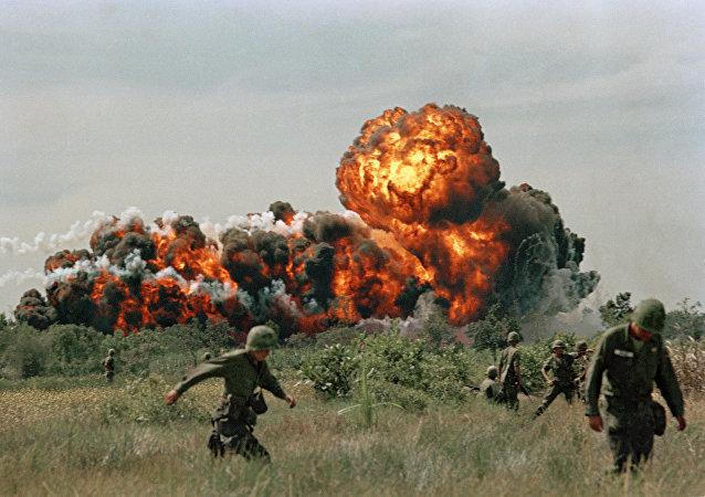 حرب أمريكا في فيتنام