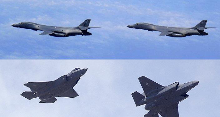 طائرات حربية أمريكية