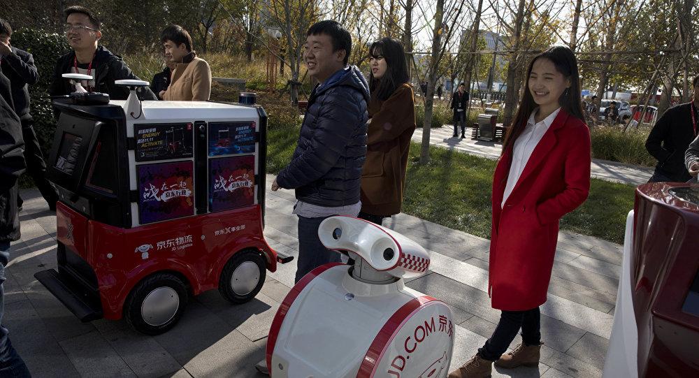 صينيون في يوم السناجل
