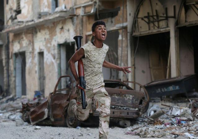 مواجهات في ليبيا