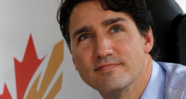 جاستن ترودو رئيس الوزراء الكندي