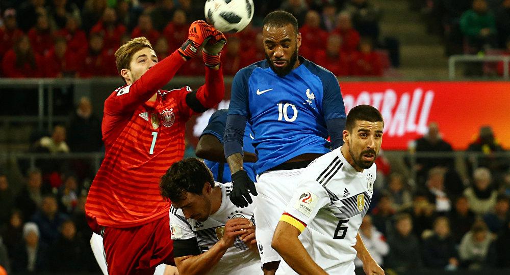 فرنسا ألمانيا