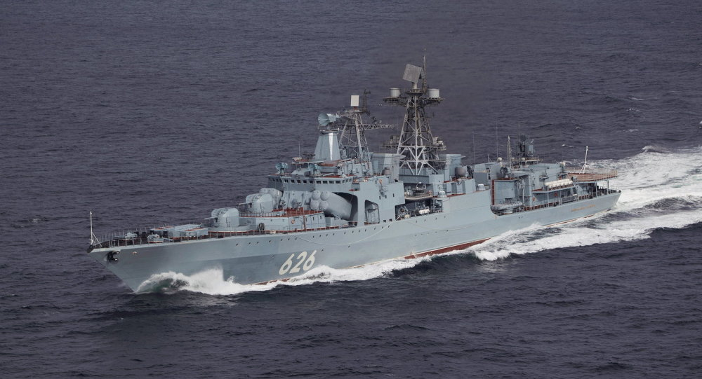 سفينة فيتسي ادميرال كولاكوف