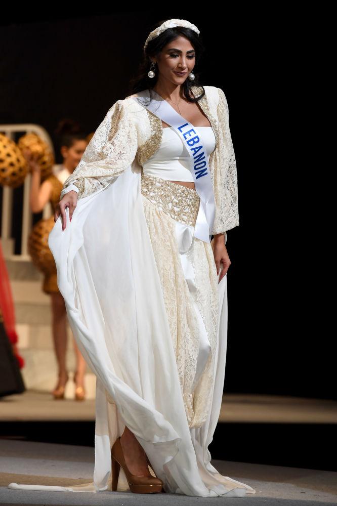 ملكة جمال ميس انترناشنال 2017 في طويكيو، اليابان 14 نوفمبر/ تشرين الثاني 2017 - ممثلة لبنان ديما صافي