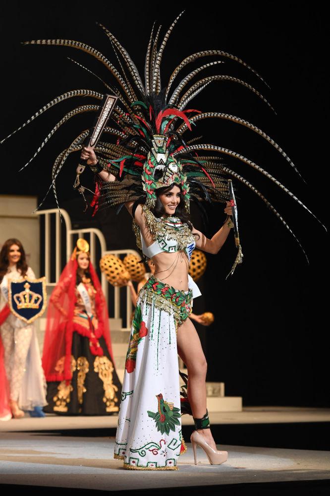 ملكة جمال ميس انترناشنال 2017 في طويكيو، اليابان 14 نوفمبر/ تشرين الثاني 2017 - ممثلة المكسيك سيتلالي هيغيرا