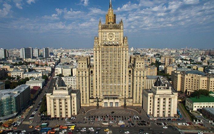 الخارجية الروسية: اعتراف كييف بالقرم روسية قد يصبح أساسا لترسيم الحدود البحرية مع أوكرانيا