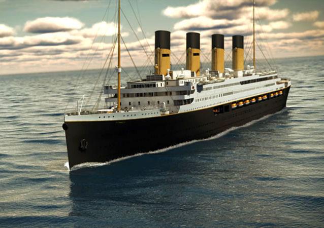 سفينة التيتانيك