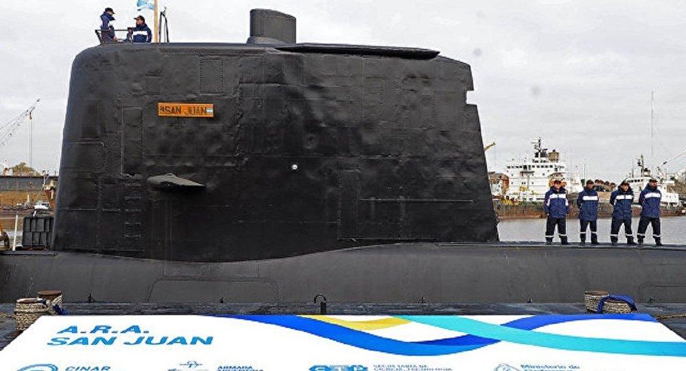 الغواصة سان خوان