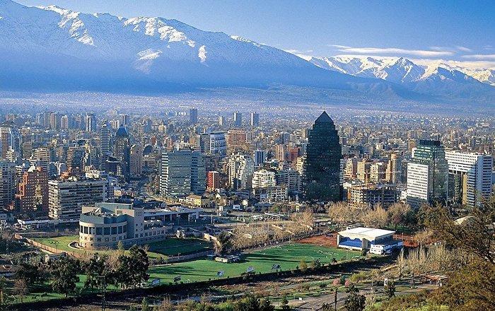 سكان تشيلي خائفون...أمور غريبة تحدث في السماء