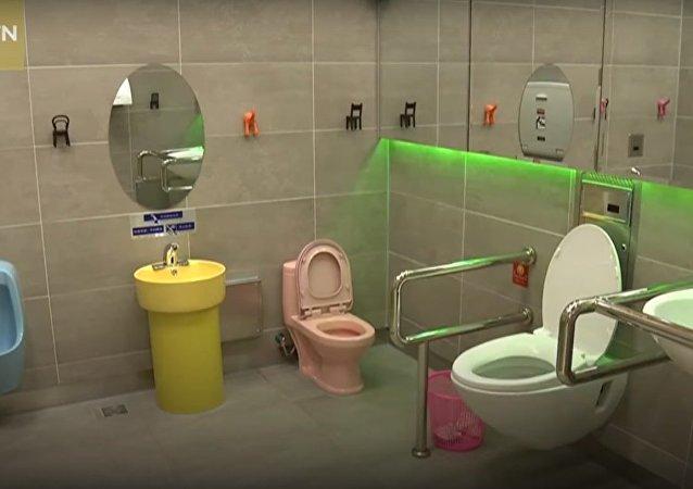 الصين تعزز السياحة من خلال  ثورة المراحيض