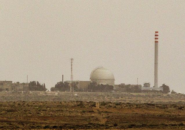 مفاعل ديمونة الإسرائيلي