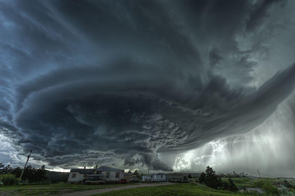 صورة بعنوان الوحش للمصور جيمس سمارت، الحائزة على المرتبة الأولى في فئة جمال الطبيعة