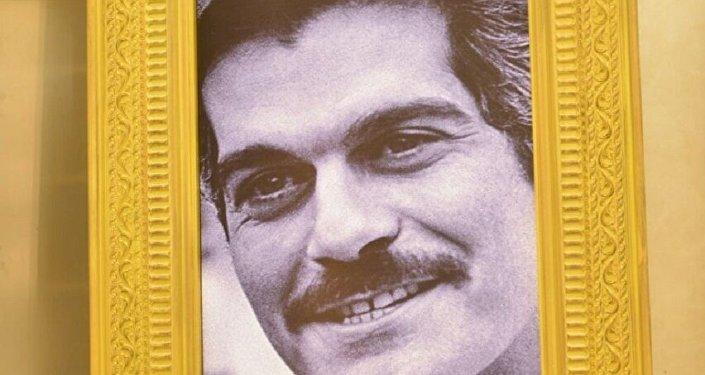 صورة للنجم عمر الشريف في مهرجان القاهرة السينمائي