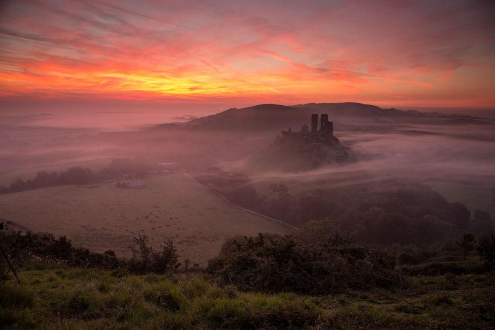 مسابقة التصوير التاريخي لهذا العام (Historic Photographer of the Year) - صورة بعنوان قلعة كاستل، للمصور دانيال ساندس