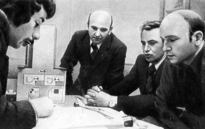 صور نادرة تختصر تاريخ الجامعة الوطنية للأبحاث النووية