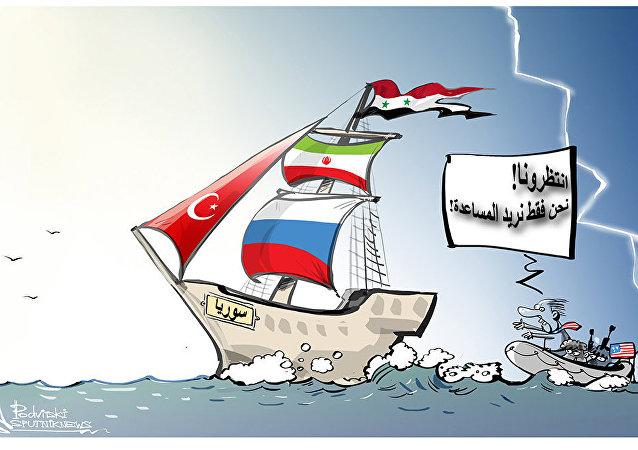 تجري الرياح بما تشتهي السفنُ
