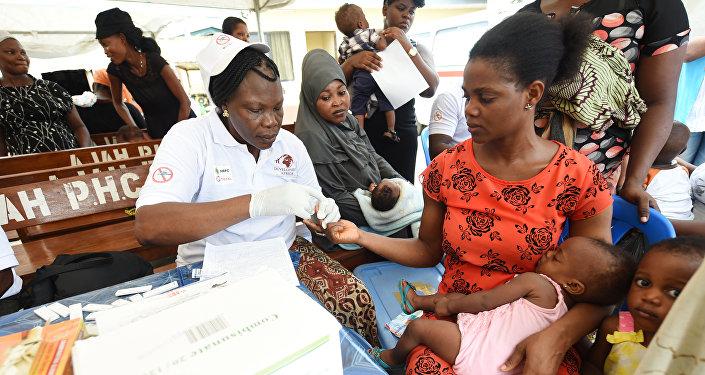 الحد من الإصابة بالملاريا