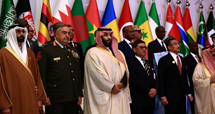 التحالف الإسلامي بقيادة السعودية