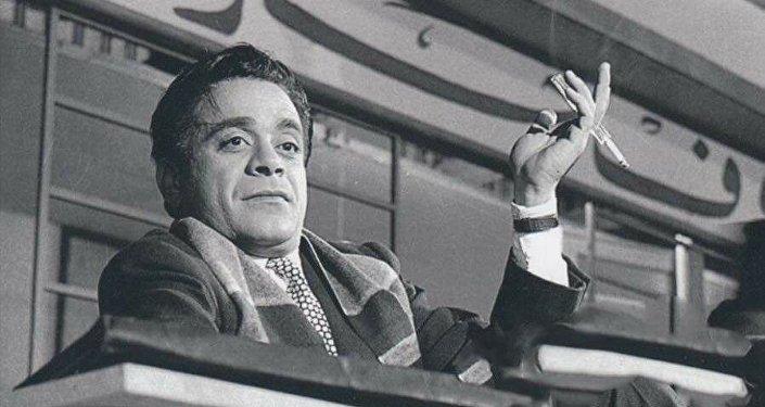الممثل المصري توفيق الدقن