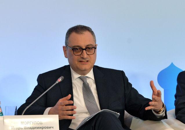 نائب وزير الخارجية الروسي إيغور مورغولوف