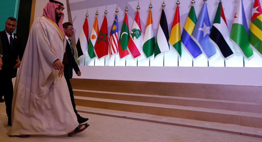 ولي العهد السعودي، الأمير محمد بن سلمان في الرياض، السعودية 26 نوفمبر/ تشرين الثاني 2017