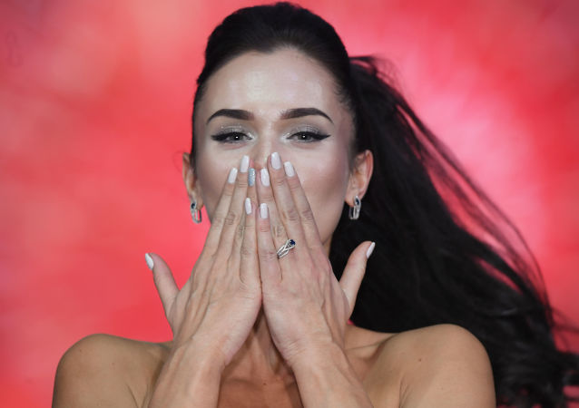 مسابقة ملكة جمال موسكو لعام 2017 - المتسابقة يليزافيتا لوباتينا