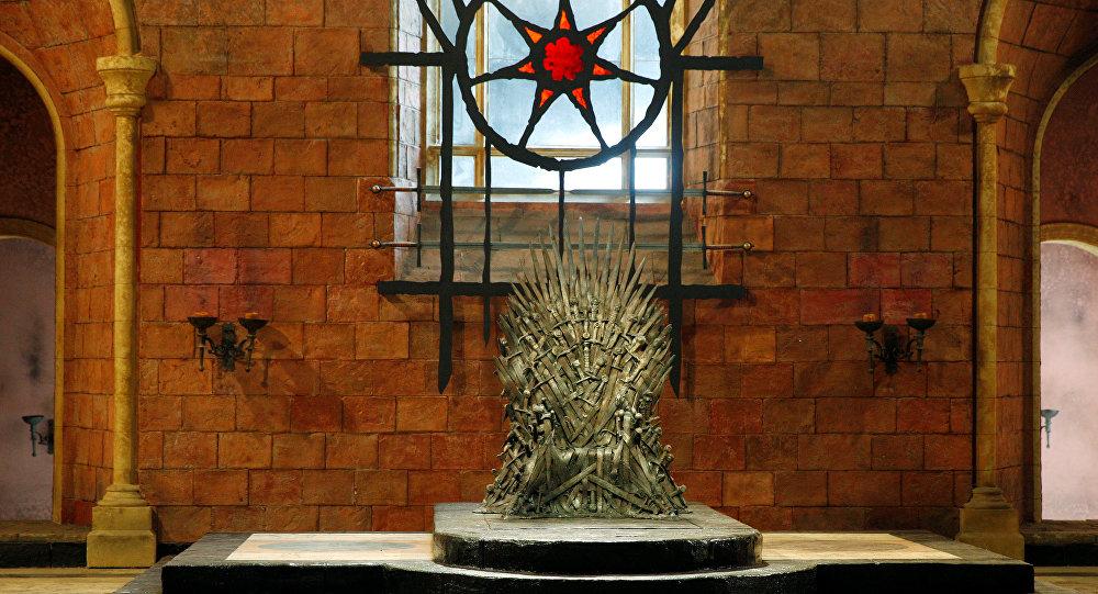 العرش الحديدي (صراع العروش)