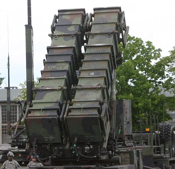صواريخ باتريوت