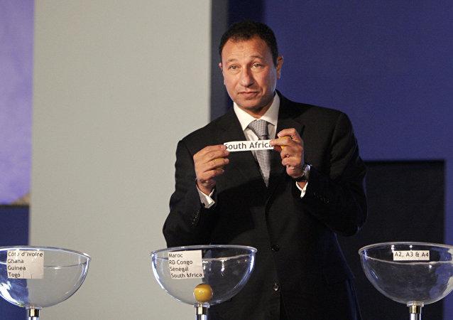 رئيس النادي الأهلي الجديد محمود الخطيب