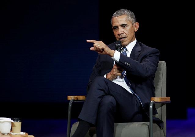 أوباما في باريس